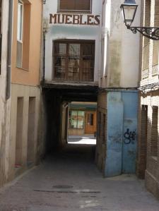Calle La Palma