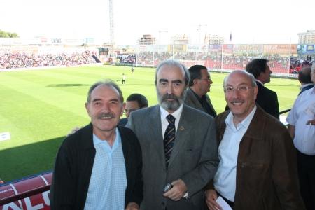 Sebastián, Fernando y Domingo.
