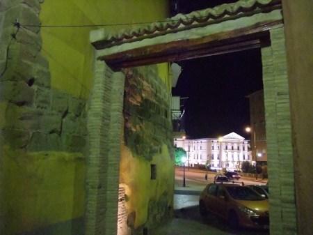 LA PORTETA. En la actualidad se está restaurando la Muralla Romana-Musulmana en el tramo Casa Amparo-Colegio de San Vicente. En el futuro se deberá restaurar el tramo La Porteta-Zona antigua serreria.