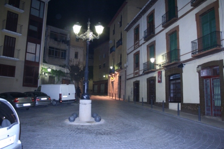 Huesca. Plaza Arista.