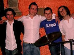 Edhu, Jorge, Jordy Sorribes y Eduardo.