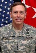 El General David Petraeus