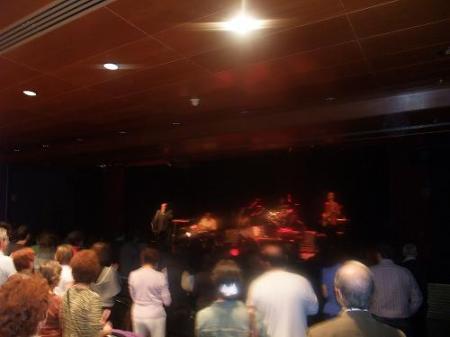 Huesca. Concierto de los Campbell Brothers. 19-03-2009.