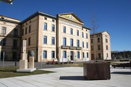 Huesca. Campus Universitario de Huesca.