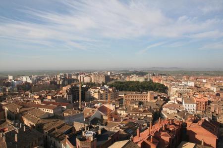Huesca, segunda ciudad de Aragón y capital de la provincia de Huesca.