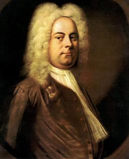 George Friedrich Häendel.