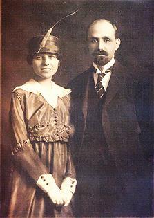 Z. Camprubí y Juan R. Jiménez