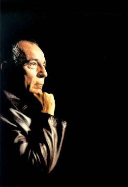 José LUis Gómez: Director, escritor, actor y recitador.