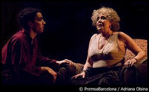 Rubén de Eguia y Concha Velasco