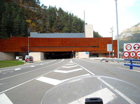Tunel del Somport