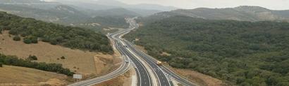 España. Fondos Europeos. Construcción de infraestructuras.