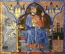 Miniatura de la Catedral de Santiago