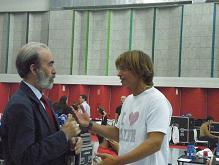 Carlos Baute y Fernando Elboj