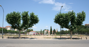 Huesca. Solar (de la antigua cárcel).