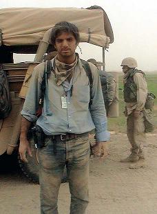 Diego Buñuel, corresponsal de guerra