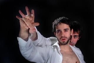 Alberto Amarilla y José Dault