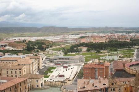 Huesca. 2009. Campus Universitario (en desarrollo).