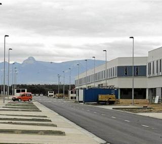 Huesca. Plataforma Logística e Industrial