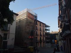 Remodelación Hotel Sancho Abarca de Huesca
