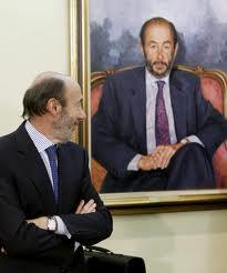 ALFREDO PÉREZ RUBALCABA, LÍDER SOCIALISTA.