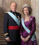 El Rey y la Reina.